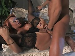 Redhead Milf Horny After A Dinner Date