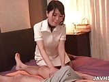 Nana Nakamura hot massage and sex in the same time
