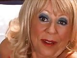 beautiful granny fucked very nicely - still limp dick-