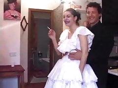 Italienische Hochzeitsorgie