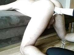 anal spaß beim ficken mit dildo