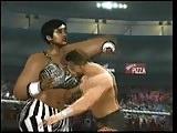 alissa vs chavo guerrero clip