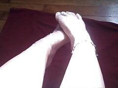 Mairy porusza swoimi seksownymi stopami