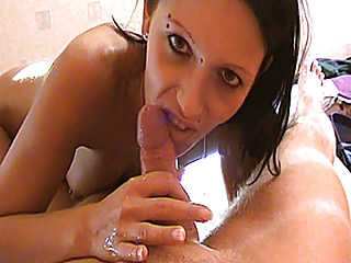 Naughty ex-girlfriend anal fuck with blowjob and cumshot