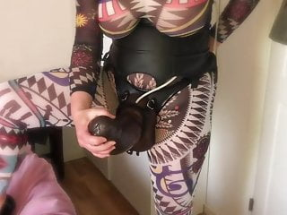 Mistress POV 16 - Bad Dragon Pearce XL Strapon fucking