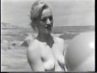 Vintage Softcore Striptease video: Miami girl VCL0499 Vintage tease