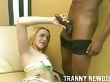 Get your big cock ready for my tight tranny ass