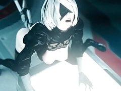 Manga - Nier Automata - Parte 1
