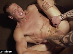 Bromo - Jordan Levine with Pierce Paris at Raw Capture Scene