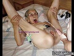 ILoveGrannY Nude Zralé obrázky kompilace