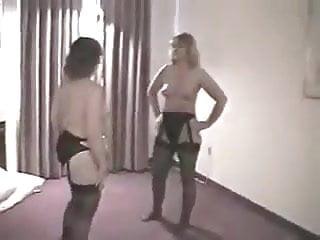 Mature nude wrestling full