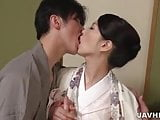 Miria Hazuki naughty threesome porn pleasures