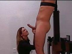 Charlotte Femdom Handjob