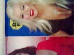 Cumming over Xtina and Susan Sarandon