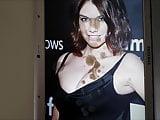 Lauren Cohan Cum Tribute