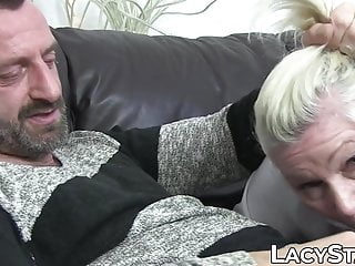Stockings Blonde Big Cock video: Doctor Lacey Starr assfucked by famous patient Pascal White