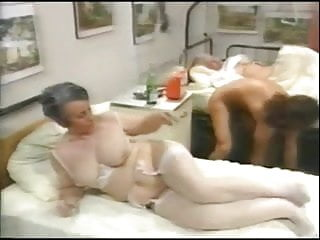 Blowjob Granny Orgasm video: Doctors Orders
