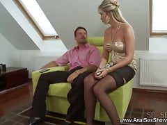 Fuck The Dutch Girl Anal Style