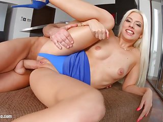 Anal Hardcore Gonzo video: Jessie Volt deep anal hardcore gonzo scene by Ass Traffic