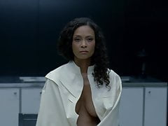 Thandie Newton - '' WestWorld '' s1e07