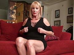 Schöne reife Mutter Rae mit tollen großen Titten