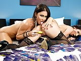 Jessica Jessica Dava Foxx fucking & licking pussy big boobs