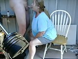 Amateur BBW Gets Fed
