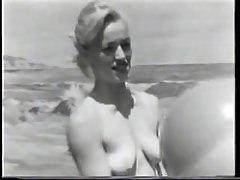 Miami girl VCL0499 Tease vintage