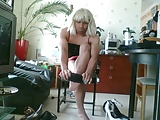 Amateur Shemale Guy Fucks Shemale Shemale video: Chienne Travesti pour vous
