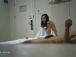 Hardcore Asian Babe video: Busty Chinese Nail Salon Owner Sex Tape 04