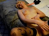 Angel confide & masturbate - II