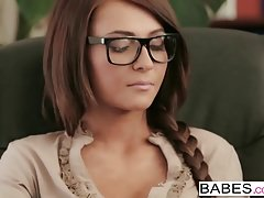 Babes - Office Obsession - Alexis Brill und Viktor Solo - Ir