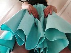 Up Skirt View Talk