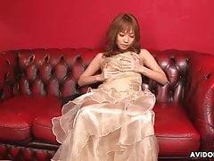 Japanese Ultra-cutie Princess, Hina Otsuka Gets Group Porked Good, Un