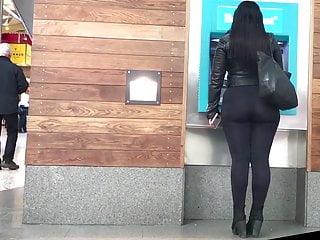 Beurette bubble butt