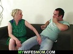 Ihre alte Mutter und ihr Ehemann sind tabu