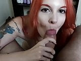 Spanish Suicide Girl blowjob and facial