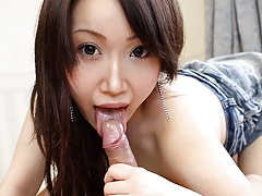 Japanese Schoolgirl, Shizuku Morino Got Fucked Instead Of St