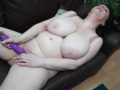 Busty natural mature mother needs a good fuck