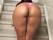 Phat Booty Twerkin She Lovin The Cam