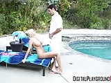 DigitalPlayground - Ryan Driller Summer Brielle - The Servan