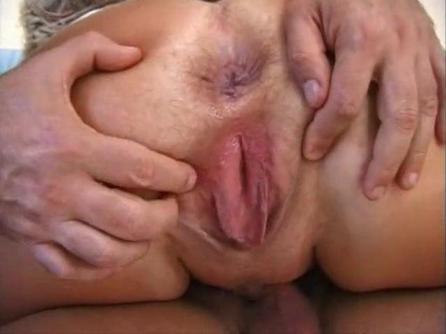 Big anal hole sex