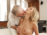 OLD4K. Beauty takes part in passionate sex with handsome old