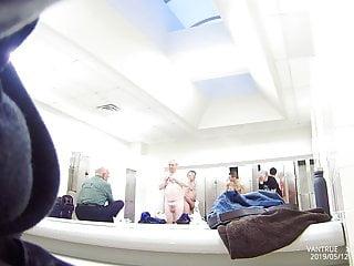 Asian Big Tits Big Ass video: Men Locker Room Part 9