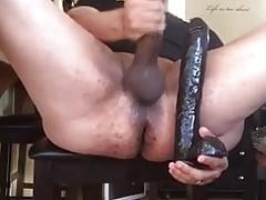 Black dildo | Porn-Update.com