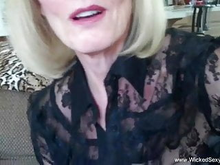 Blowjob Milf Mature video: Wild Times With My Horny Granny