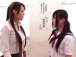 亚洲女学生给老师一课
