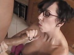 Titty Fuck Mom,By Blondelover.