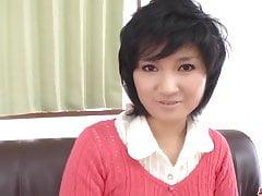 Saki Umita beugt sich für Hahn während - More bei Japanesemamas.com
