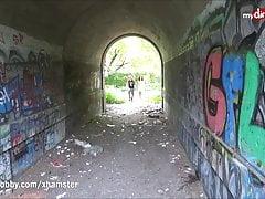 MyDirtyHobby - Andiamo a scopare sotto il ponte!